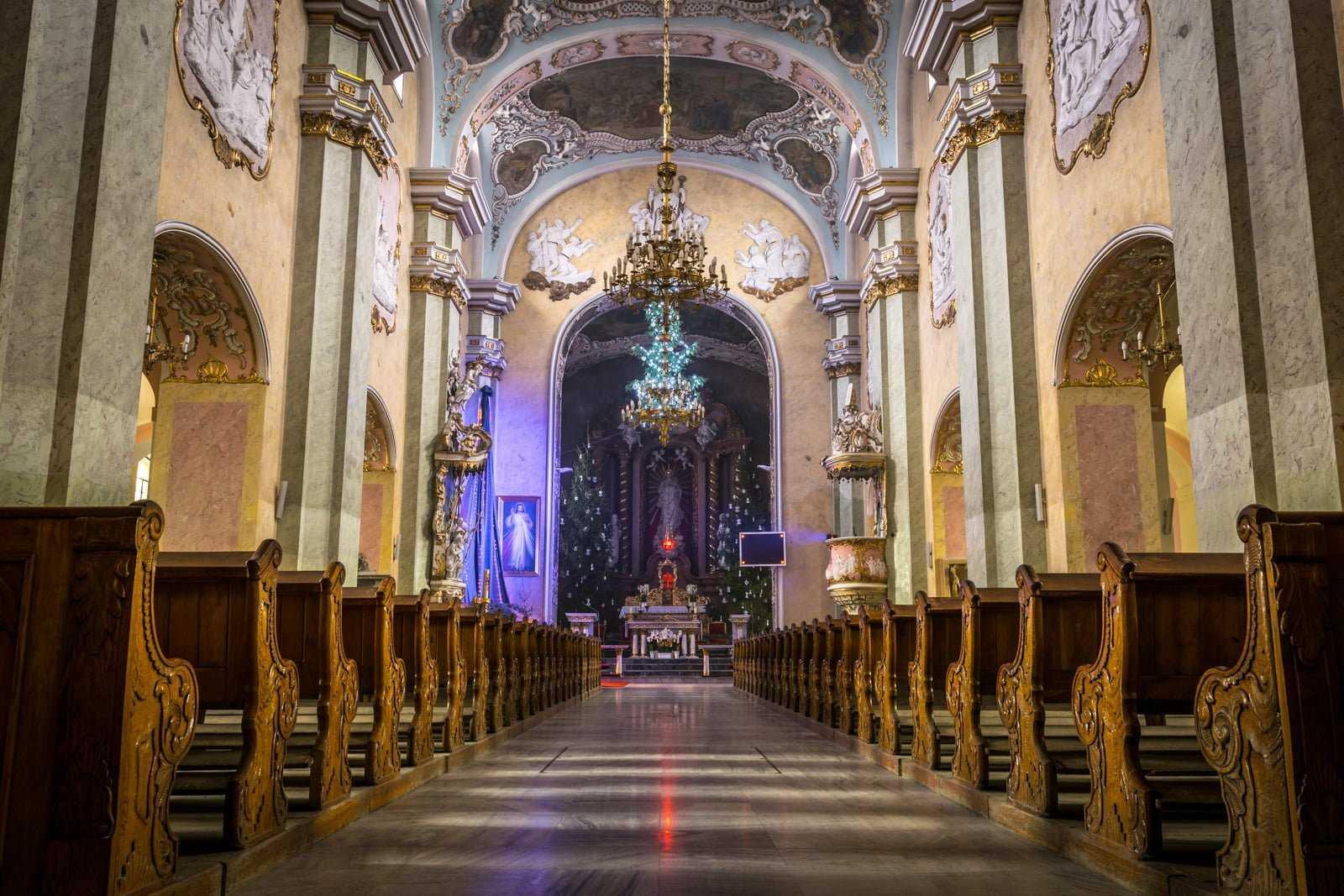 Kościół parafialny p.w. św. Mikołaja W Krobi