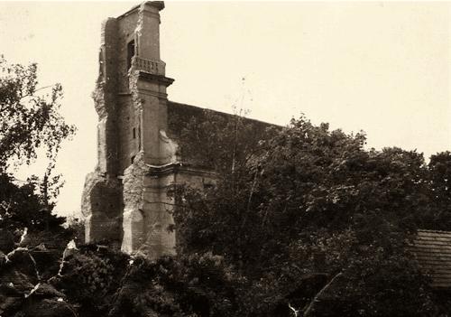 Zawalenie wieży