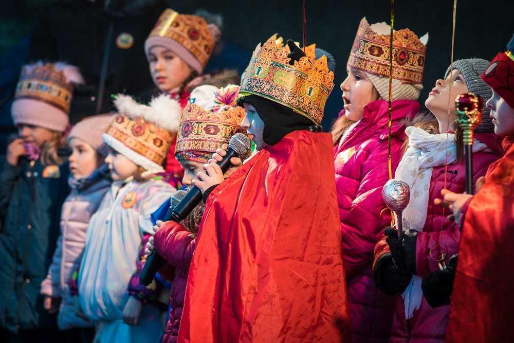 Orszak Trzech Króli Krobia