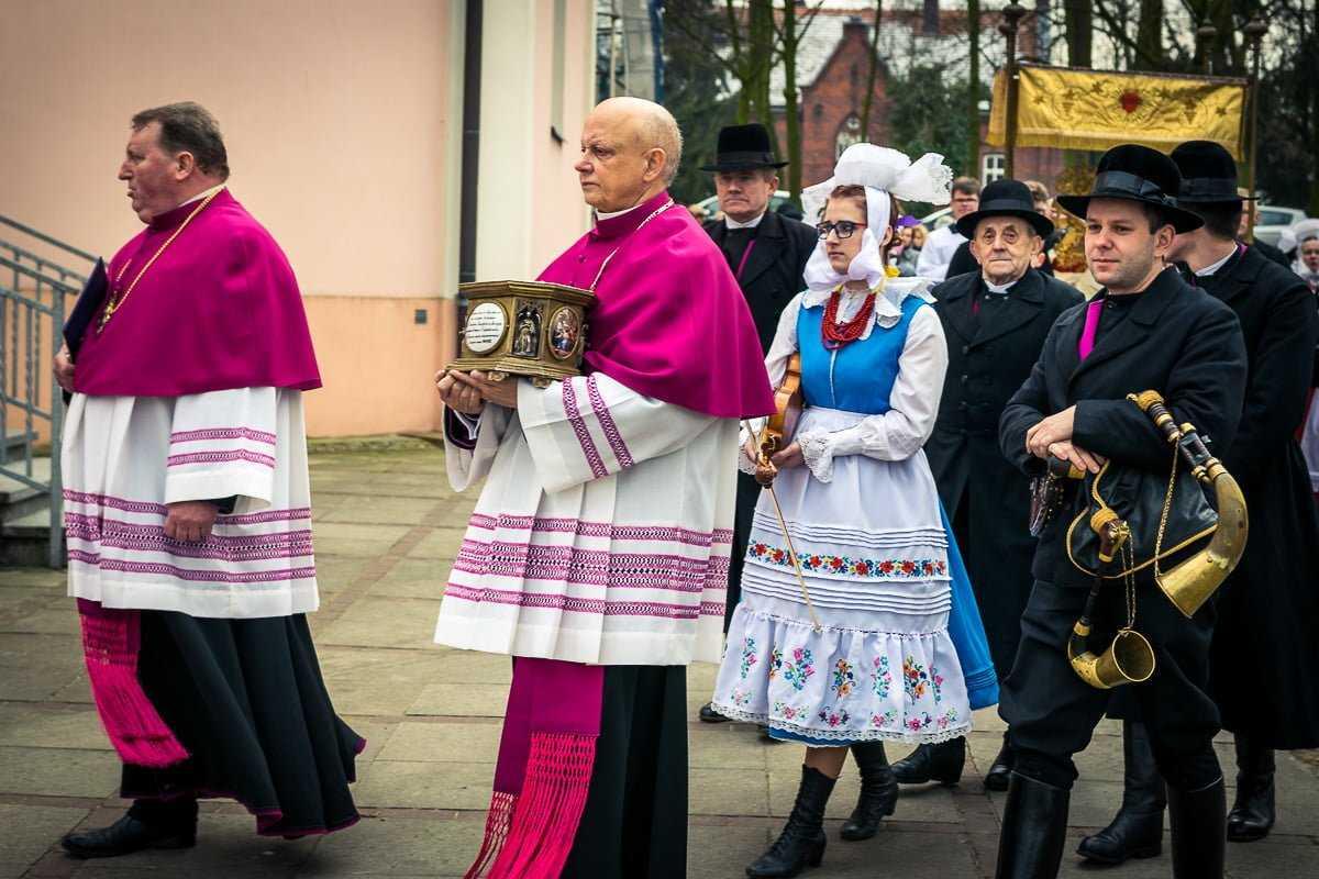 Parafia Krobia Odpust św. Walentego 2018