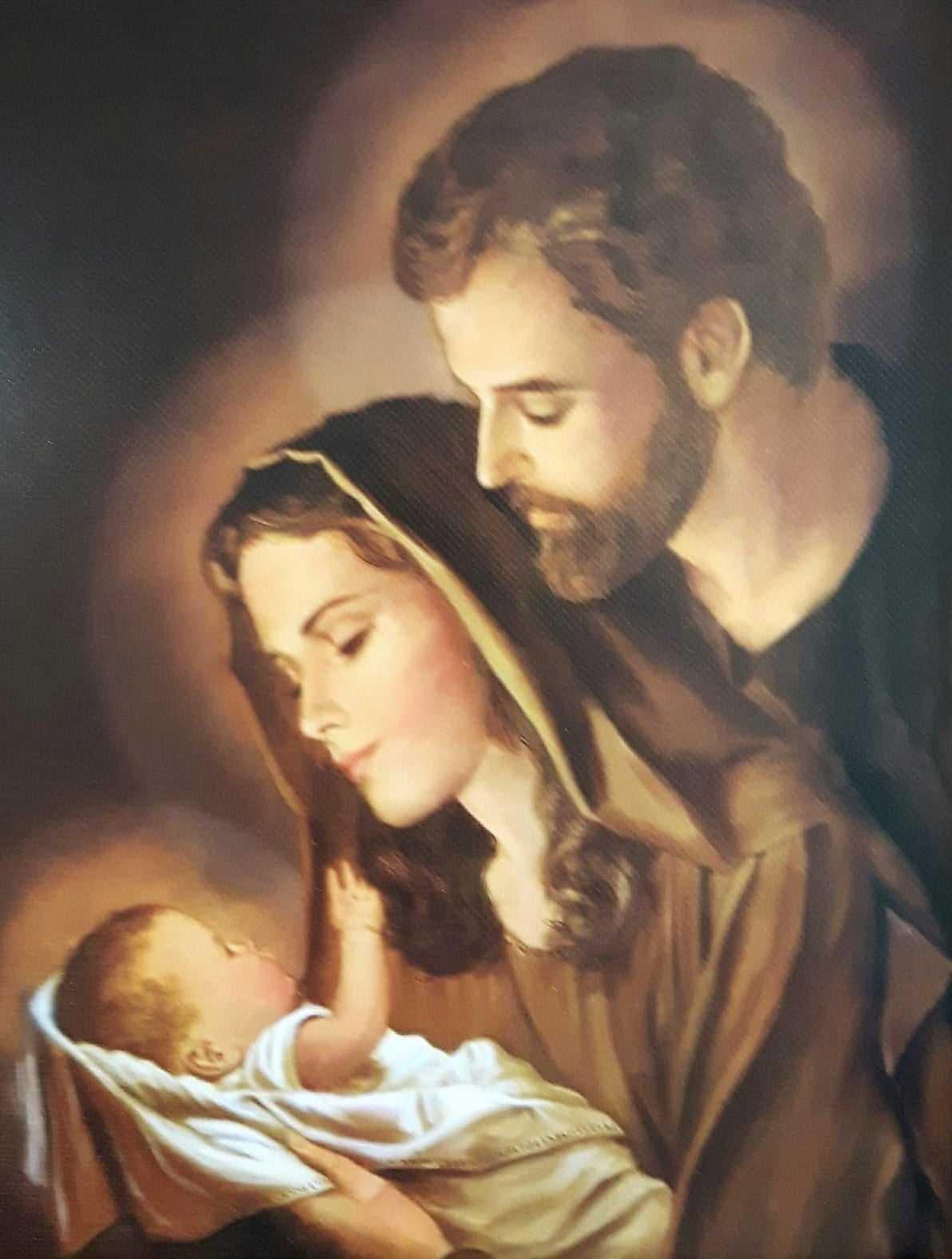 Swieta-Rodzina-fragment - Parafia św. Mikołaja w Krobi
